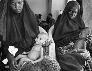 Фото:  Farah Abdi Warsameh/AP/ТАСС