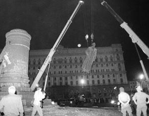 Так бесславно заканчивалась история КГБ СССР