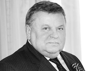 Посол в Стокгольме Виктор Татаринцев вынужден реагировать на страхи шведов перед Россией