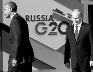 Последний раз президент США был на русской земле в сентябре 2013-го – на саммите «Большой двадцатки»