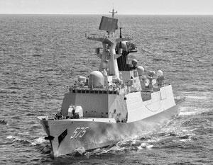 В тесном Ормузском проливе китайские фрегаты неизбежно сойдутся борт о борт с американцами