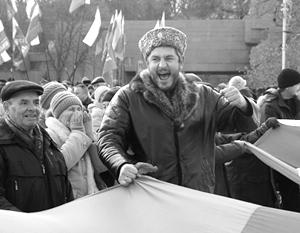 Активисты «крымской весны» не знали, вернутся ли к своим семьям живым