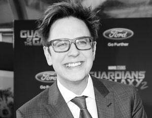 Джеймса Ганна вернули в Disney для работы над «Стражами Галактики 3»