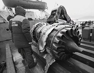 Расследование причин катастрофы Ту-154 затянулось подозрительно надолго