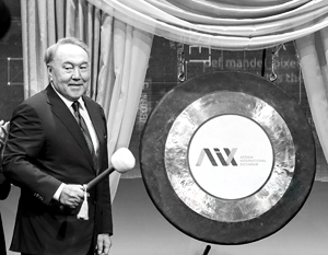 Власть в Казахстане останется в руках Нурсултана Назарбаева
