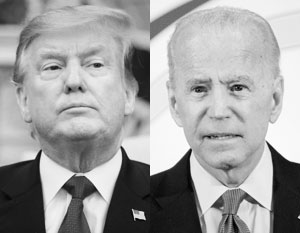Единственное очевидное преимущество Трампа перед Байденом – это возраст действующего президента