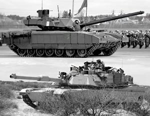 Abrams даже после модернизации будет слабее российских танков