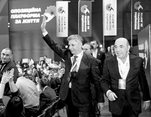 Юрий Бойко и Вадим Рабинович – едва ли не единственные политики на Украине, публично выражающие желание наладить отношения с Россией
