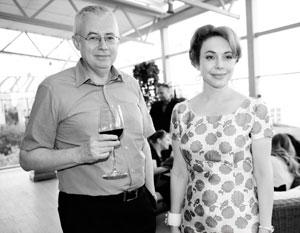 Малашенко и Рынска не смогли стать родителями совместного ребенка при жизни основателя НТВ