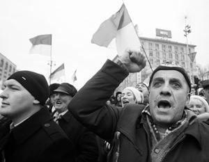 Майдан Незалежности уже не раз становился ареной для драк силовиков и радикалов