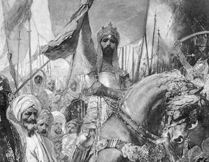 В 1453 году турецкие войска во главе с султаном Мехмедом Вторым захватили Константинополь