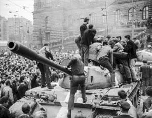 Ввод войск СССР произошел по просьбе партийного руководства самой Чехословакии