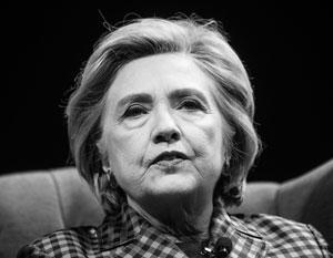 Хиллари Клинтон пока рано сбрасывать со счетов
