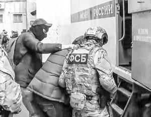 Всего были арестованы 23 крымчанина, подозреваемые в причастности к «Хизб ут-Тахрир»