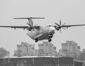 В классе самолетов, к которым относится Ил-112В, прорывов не наблюдалось много лет