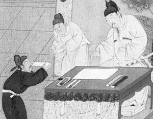 Заставлять чиновников регулярно сдавать экзамен на эрудицию в Китае начали еще III века
