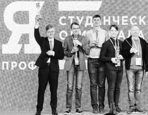 Золотые медалисты олимпиады получат премии по 200–300 тысяч рублей
