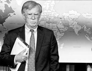 Джон Болтон охотно подыгрывает Трампу по тайваньской теме