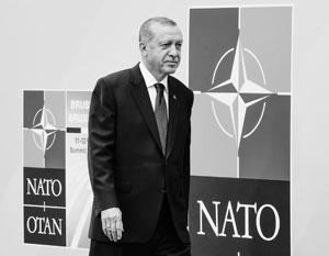 Реджеп Эрдоган понимает, что Турция нужна НАТО больше, чем НАТО Турции