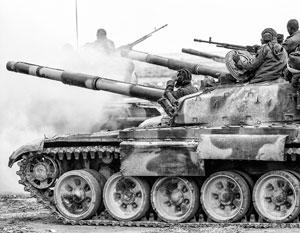 Наступление армии Хафтара выглядит серьезно, но проходит без боев