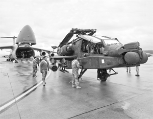 База Рамштайн играет ключевую роль в операциях США на Ближнем Востоке