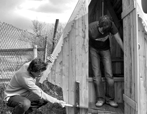 Туалет типа сортир – все еще частое явление на российских просторах
