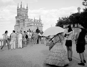 Крым оказался первым регионом, который намерен отказаться от курортного сбора