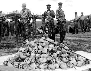 Кровавая резня в Руанде стала одним из самых страшных преступлений современной истории