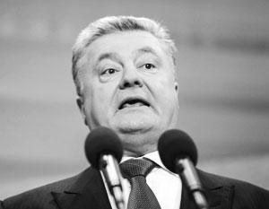 Победа Порошенко без масштабных фальсификаций не представляется возможной