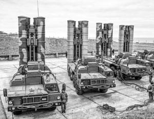 Российские комплексы С-400 поссорили Анкару и Вашингтон