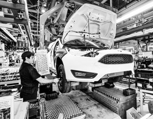 Американский Ford покидает Россию со скандалом