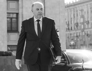 Посол Литвы в России Рямигиюс Мотузас в ближайшее время покинет Москву