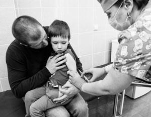 Всемирная организация здравоохранения назвала сознательный отказ от прививок одной из основных угроз человечеству в 2019 году