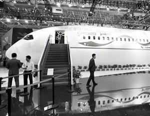 Китай и Россия вместе прорекламируют конкурента Boeing и Airbus
