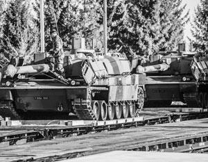 Французские танки разместятся на месте бывшей советской военной базы