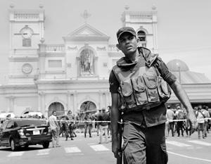 Шри-Ланка пережила один из самых страшных дней в своей истории