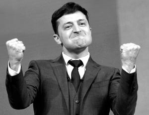 Владимир Зеленский одержал победу даже в тех регионах, которые традиционно стояли за Петра Порошенко
