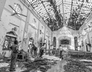 «Кровавая Пасха» открыла новый период в жизни Шри-Ланки, прежде страдавшей от экстремизма буддистов и индуистов