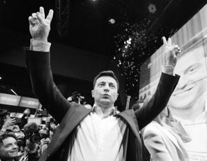 Владимир Зеленский хочет стать примером для постсоветского пространства