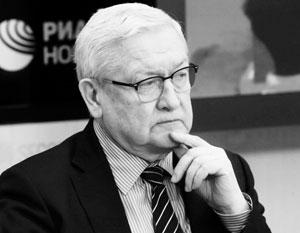 Вячеслав Трубников оказался одним из спасителей российской разведки