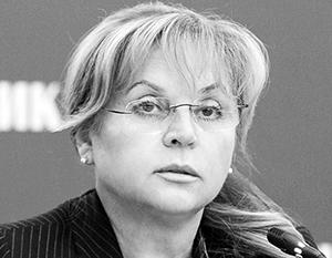 Элла Памфилова признает: трудно совместить и тайну, и прозрачность электронного голосования