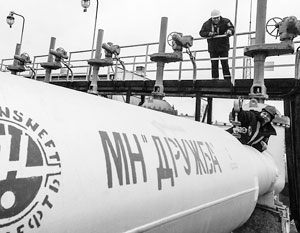Маловероятная версия названа причиной загрязнения российской нефти