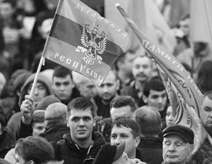 Жители ЛНР первыми направили в Россию пакеты своих заявок на получение нового паспорта