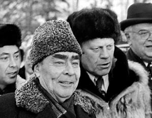 Не исключено, что Брежнев и впрямь мечтал подыграть Форду на выборах 1976 года