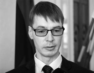 Марти Куузик стал первой жертвой политического противостояния в Эстонии
