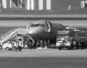 Катастрофа высветила систему проблему этого весьма неплохого в целом авиалайнера