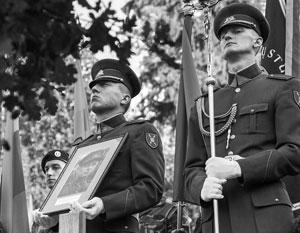 Героическую роль лидера «лесных братьев» Ванагаса нельзя подвергать сомнению в современной Литве