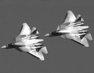 Россия наконец-то начинает массовое оснащение ВВС самолетами пятого поколения