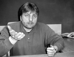 Новый шеф-редактор «Коммерсанта» Владислав Бородулин.