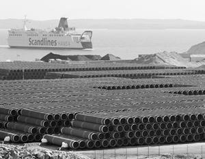 Российские поставки газа в Европу снова под ударом